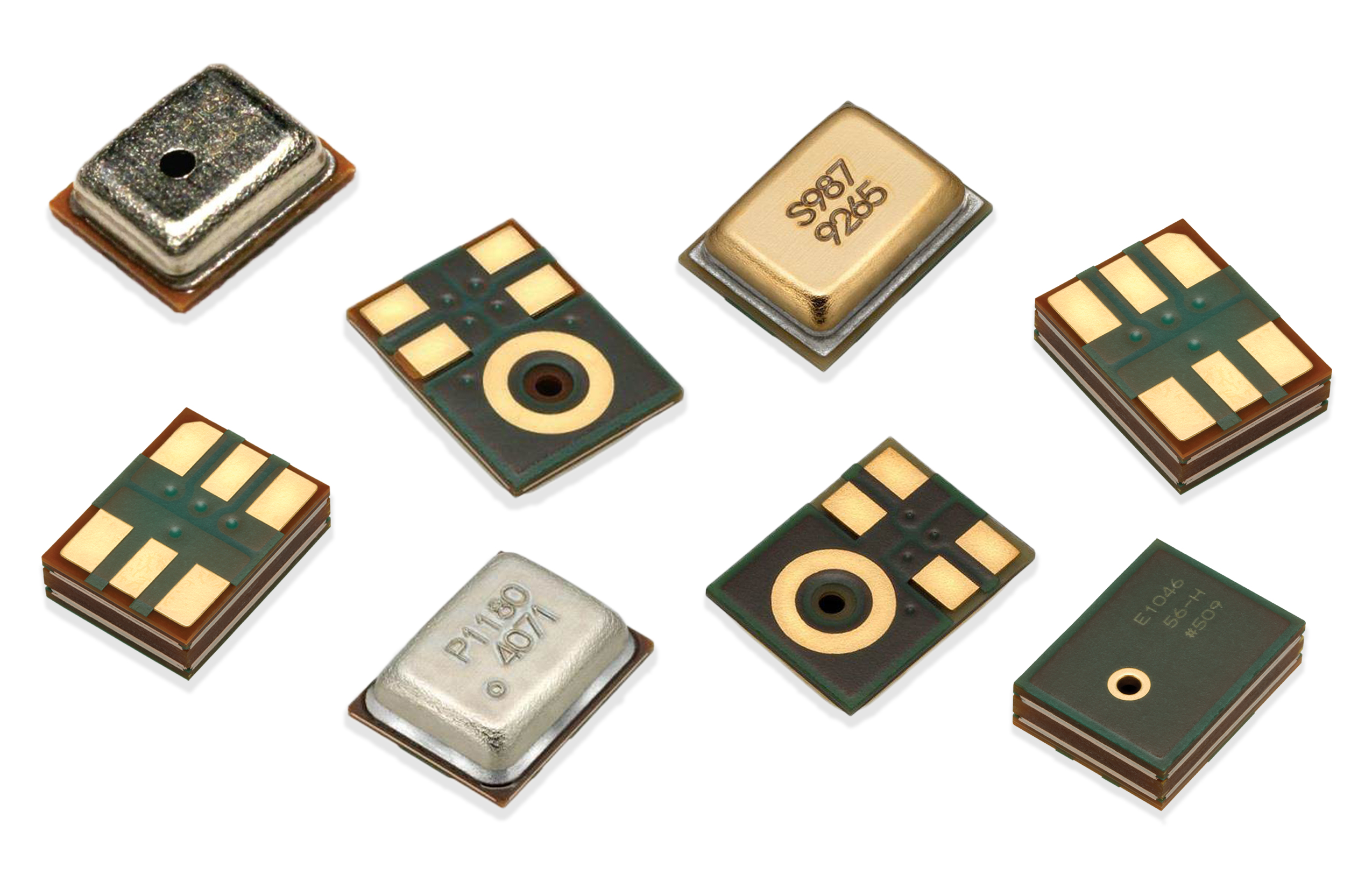 SiSonic™ Surface Mount MEMS Microphones